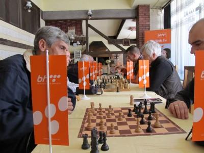 Šahovski turnir 2014