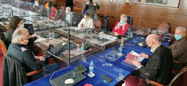 Sastanak VOOSI sa Ministrom Drljačom