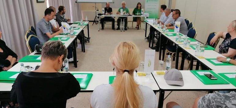 Savez organizovao dvodnevnu radionicu na temu UN Konvencije o pravima OSI