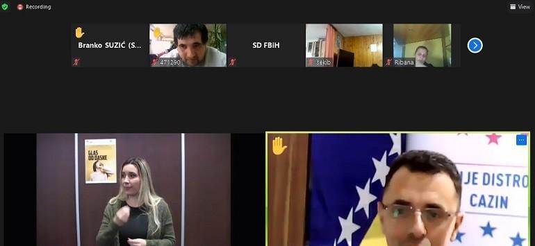 """Predstavnici Saveza distrofičara F BiH učestvovali na VI Konvenciji Koalicije """"KOMA"""""""