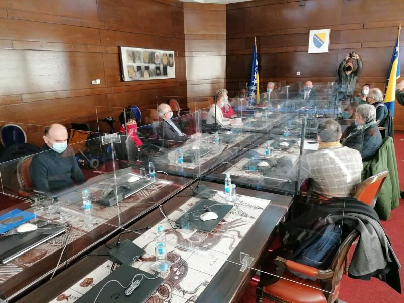 Sastanak VOOSI sa Ministrom Drljačom 2