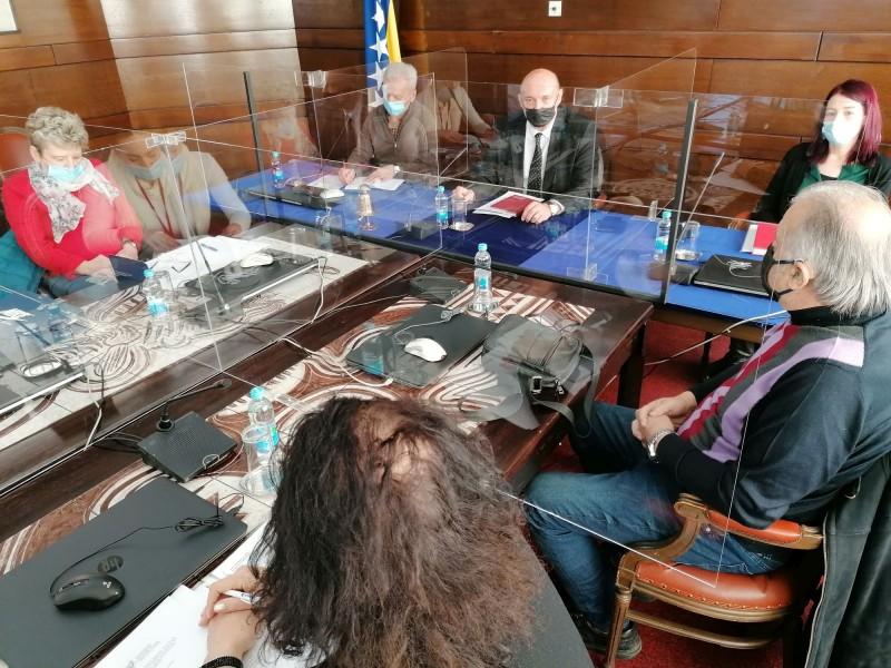 Sastanak VOOSI sa Ministrom Drljačom 3