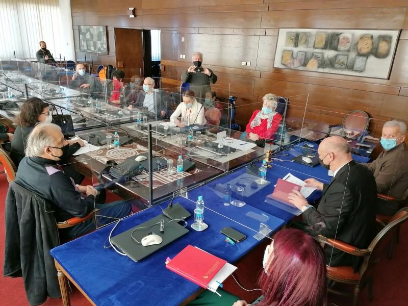 Sastanak VOOSI sa Ministrom Drljačom 4