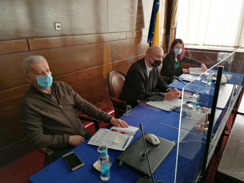 Sastanak VOOSI sa Ministrom Drljačom 5